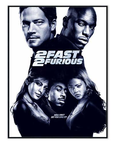 Fast & Furious posters