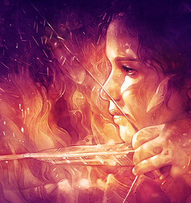 Anna Dittmann - Catching Fire