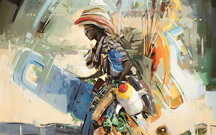 Johnny Morant - The dealer