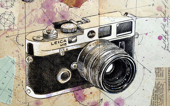 Loui Jover - The rangefinder