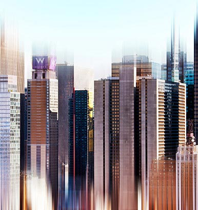 Philippe Hugonnard - Manhattan Skyscrapers