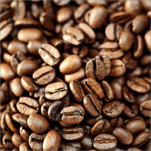Wall Stickers roasted coffee beans