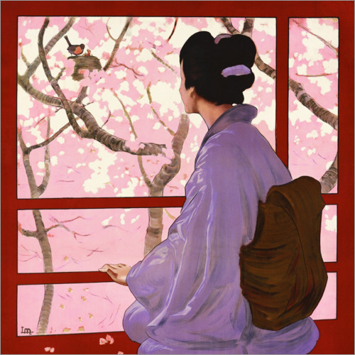 Premium poster Madama Butterfly
