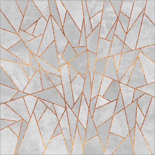 Wall Stickers Shattered Concrete