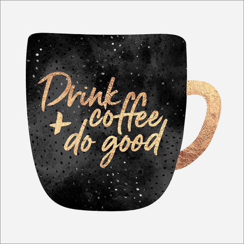 Wall sticker Drink Coffee And Do Good 1