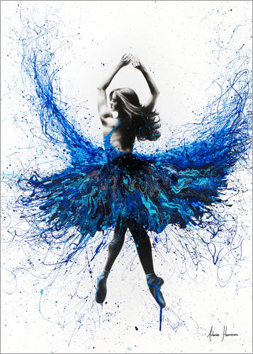 York Crystal Dance Posters And Prints Posterlounge Co Uk