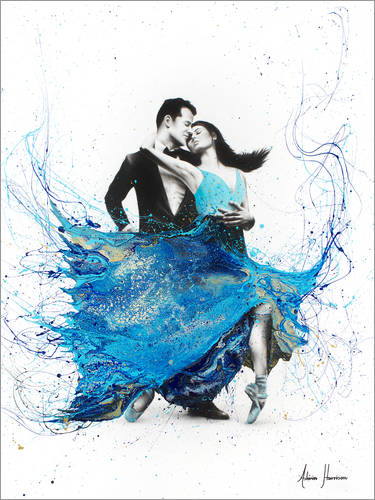 Premium poster The First Dance