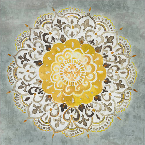 Wall sticker Mandala Delight IV