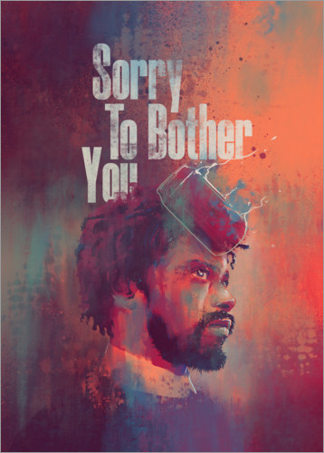 Premium poster Sorry To Bother You