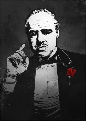 Premium poster The Godfather
