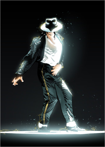 Michael Jackson Posters And Prints Posterlounge Co Uk
