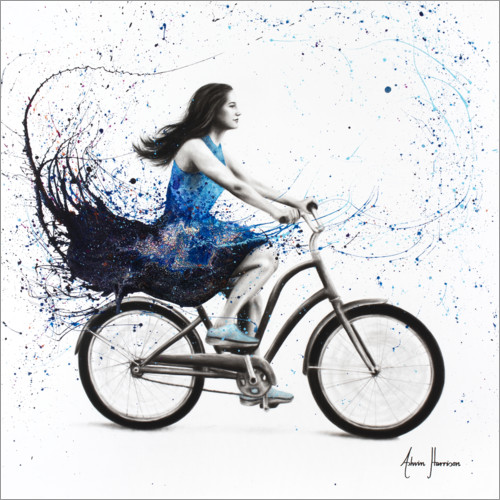 Wall sticker Bicycle Ride