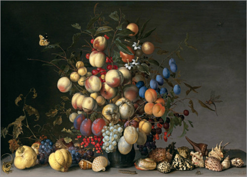 Premium poster Still life fruits