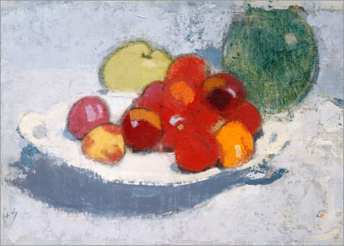 Premium poster Still life with fruits