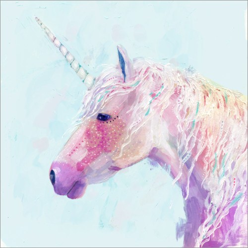 Wall sticker Mystic Unicorn