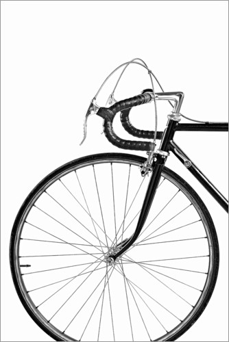 Premium poster Road bike II