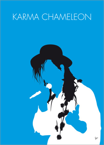 Premium poster No269 MY Culture Club Minimal Music poster