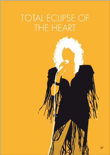 Premium poster Bonnie Tyler - Total Eclipse Of The Heart