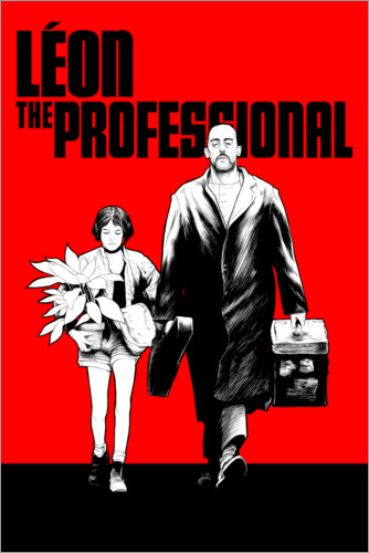 Premium poster Léon the professional