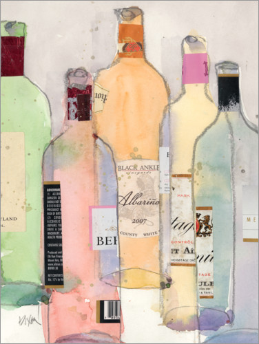 Premium poster Moscato and the Others II