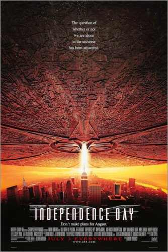 Premium poster Independence Day