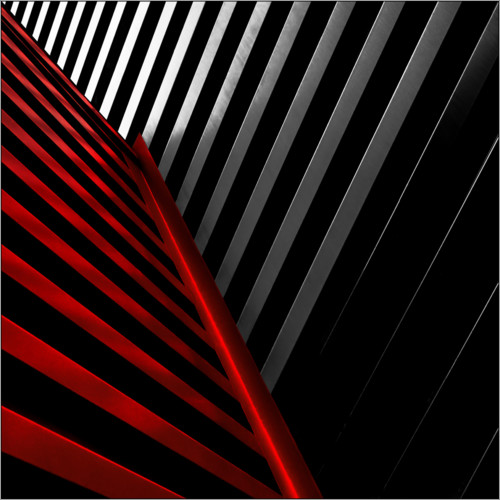 Premium poster Abstract architecture