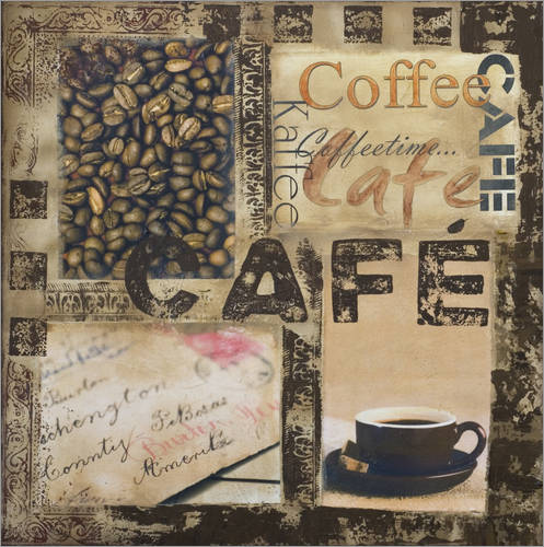 Wall Stickers Cafe