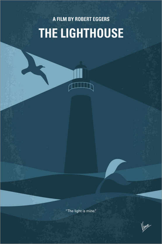 Premium poster The lighthouse
