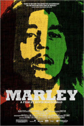Canvas print  Marley - Entertainment Collection