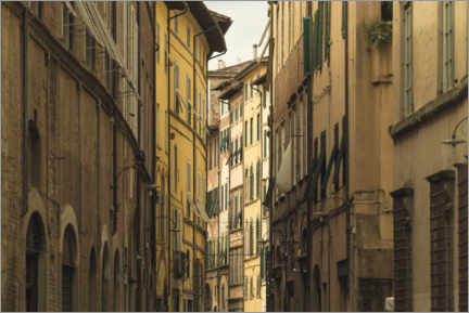 Canvas print  Lucca - Martin Wimmer