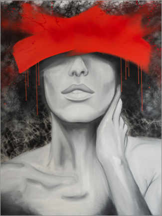 Gallery print  I see red - Yannick Leniger