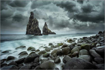 Gallery print  The stones - Martin Podt