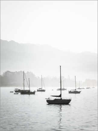 Gallery print  Sailboats - Magda Izzard