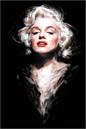 Premium poster  Marilyn - Dmitry Belov