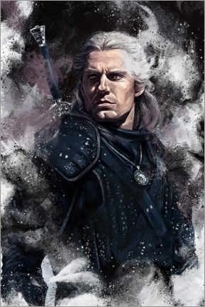 Premium poster The Witcher