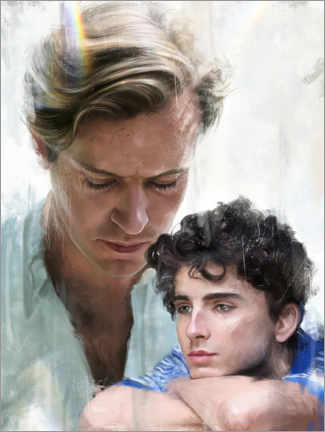 Canvas print  Call Me by Your Name - Dmitry Belov