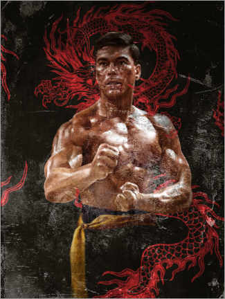 Canvas print  Bloodsport - Dmitry Belov
