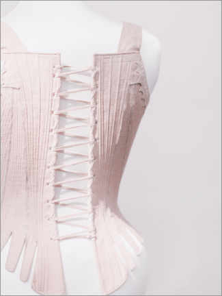 Gallery print  Corsets detail - Magda Izzard