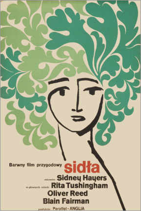 Premium poster  Sidla - Entertainment Collection