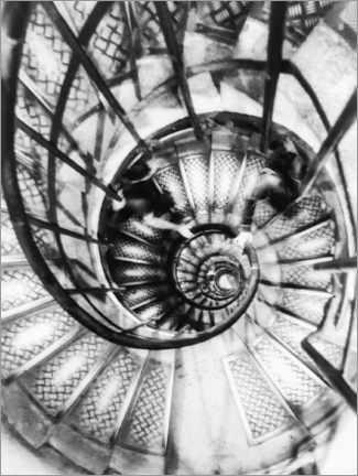 Acrylic print  Stairs - Magda Izzard