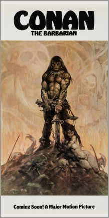 Premium poster Conan the Barbarian