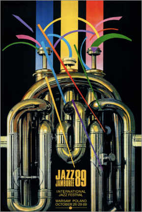 Wall sticker Jazz Jamboree 89