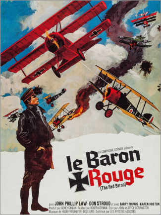 Premium poster The Red Baron