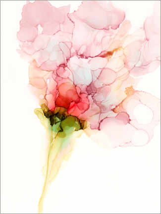 Premium poster Passion for flowers