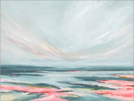 Gallery print  Estuary seascape - Sharon Montgomery