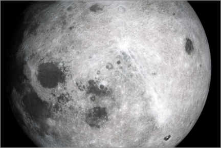 Aluminium print  The other side of the moon - Detlev van Ravenswaay
