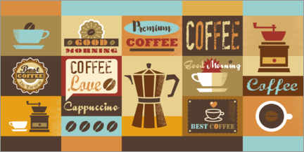 Gallery print  Coffee - Thomas Marutschke