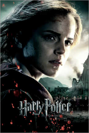 Gallery print  The Deathly Hallows II - Hermione