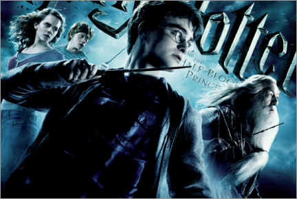 Premium poster  The Half-Blood Prince - Dumbledore's Army
