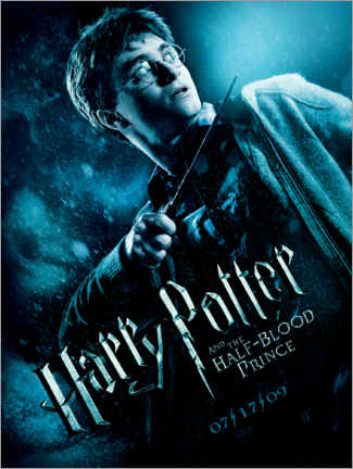 Wall sticker  The Half-Blood Prince - Harry Potter